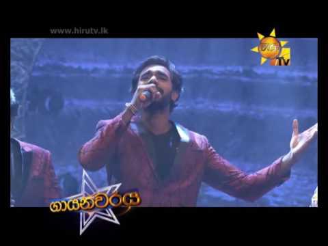 Hiru Mega Stars Singing Performance Sooryans Team
