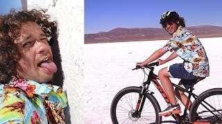 Un enorme desierto de sal blanca comestible | ARGENTINA