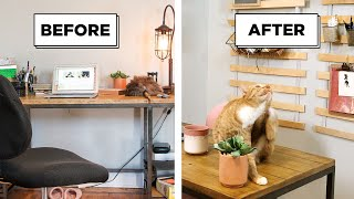 3 Easy Home Office Transformation Projects
