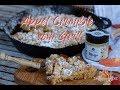 Appel Crumble vom Grill - Das Grill und BBQ Rezept Video