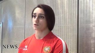 Armenia's Olympians. Nazik Avdalyan