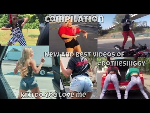 Drake In My Feelings Dance Challenge Compilation best ones #dotheshiggy PART 1