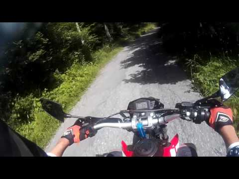 Rideout with my Beeline SX50 #1