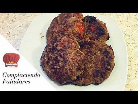 COMO HACER TORTITAS DE CARNE MOLIDA / Ground beef Patties -Complaciendo Paladares