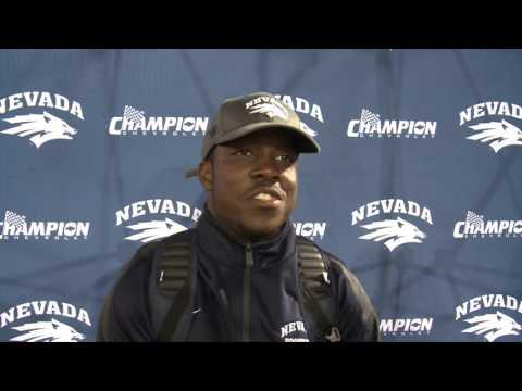 Players Postgame Media - Nevada at Buffalo