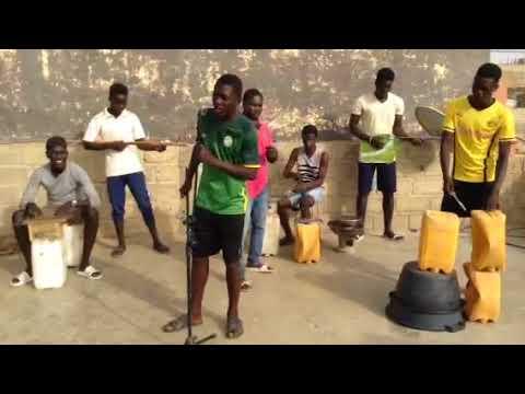 Banlieue 13 de saint Louis (cover Mbaye Ndiaye Tilala DAMALA)