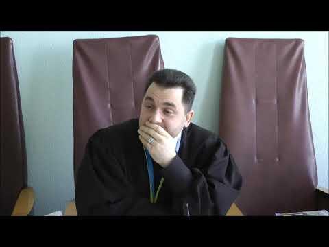 2019 04 05 Суддя Кузнецов  Роман  - відвід