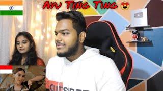 Gambar cover INDIANS REACT TO AYU TING TING - TATITUT (OFFICIAL MUSIC VIDEO)