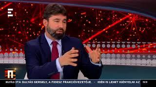 A Fidesz-választmány elutasítja a Soros-tervet - Hidvéghi Balázs - ECHO TV