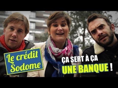 parodie pub du credit agricole