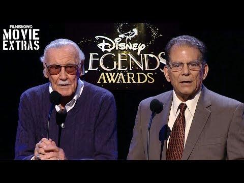 Disney Legends Award - Stan Lee & Jack Kirby at D23 Expo 2017