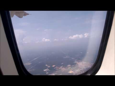 A flight journey from Langkawi-Subang-Kota Bharu with Malindo air line