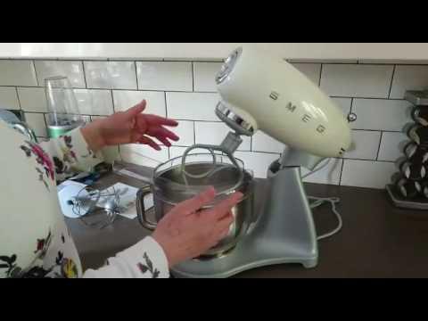 Smeg Smf01cruk Stand Mixer Video Review Youtube