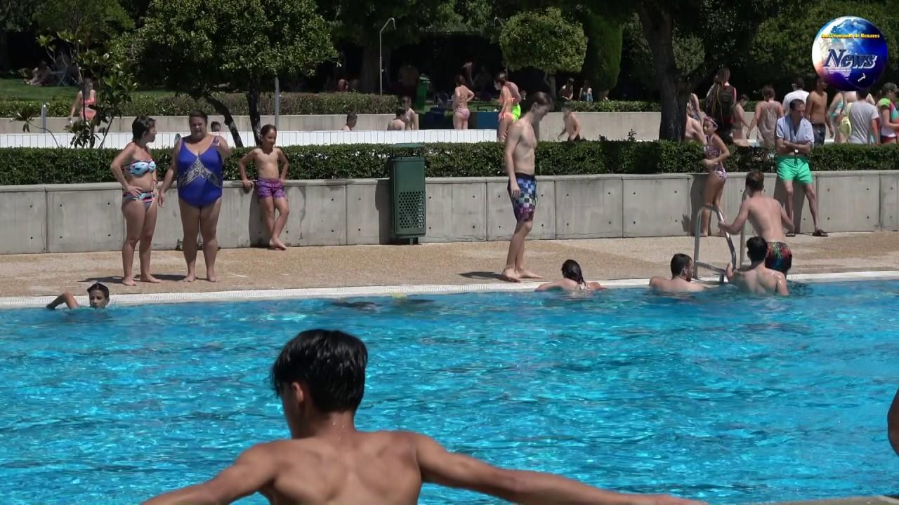 Apertura de las piscinas de san fernando de henares youtube - Piscina san fernando de henares ...