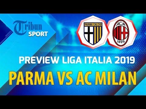 Preview Liga Italia 2019 Parma Vs AC Milan - Misi Sama Perbaiki Posisi Klasemen