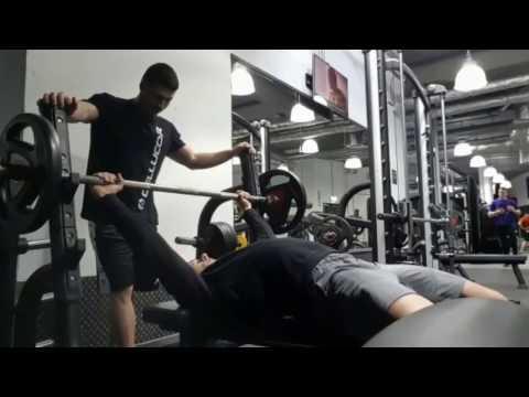 Personal Training - Bench Press