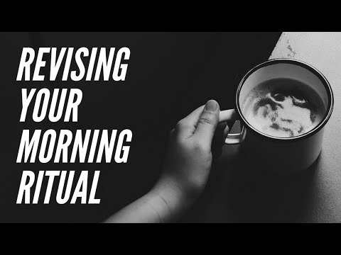 Revising Your Daily Ritual | How to Speak So That People Will Want To Listen
