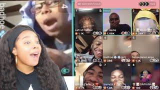 Kid ROASTING EVERYBODY In Group Chat On BIGO | Reaction