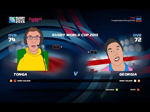 RWC 2015 Prediction - Tonga vs Georgia