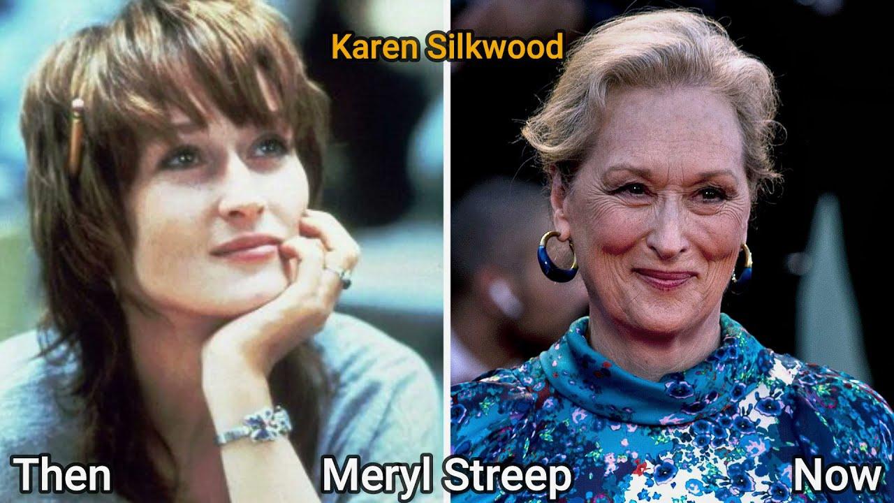 Download Silkwood (1983) - Cast Then & Now/2021