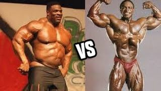 Ronnie Coleman vs Lee Haney ( 8X Mr. Olympia Winners - Who