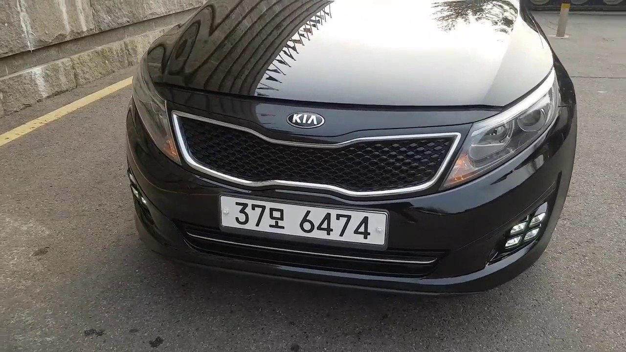 [Autowini com] 2014 Kia K5 LUXURY(18Ring+SMARTKEY+MONITOR (SENA Trading  Co , Ltd)`
