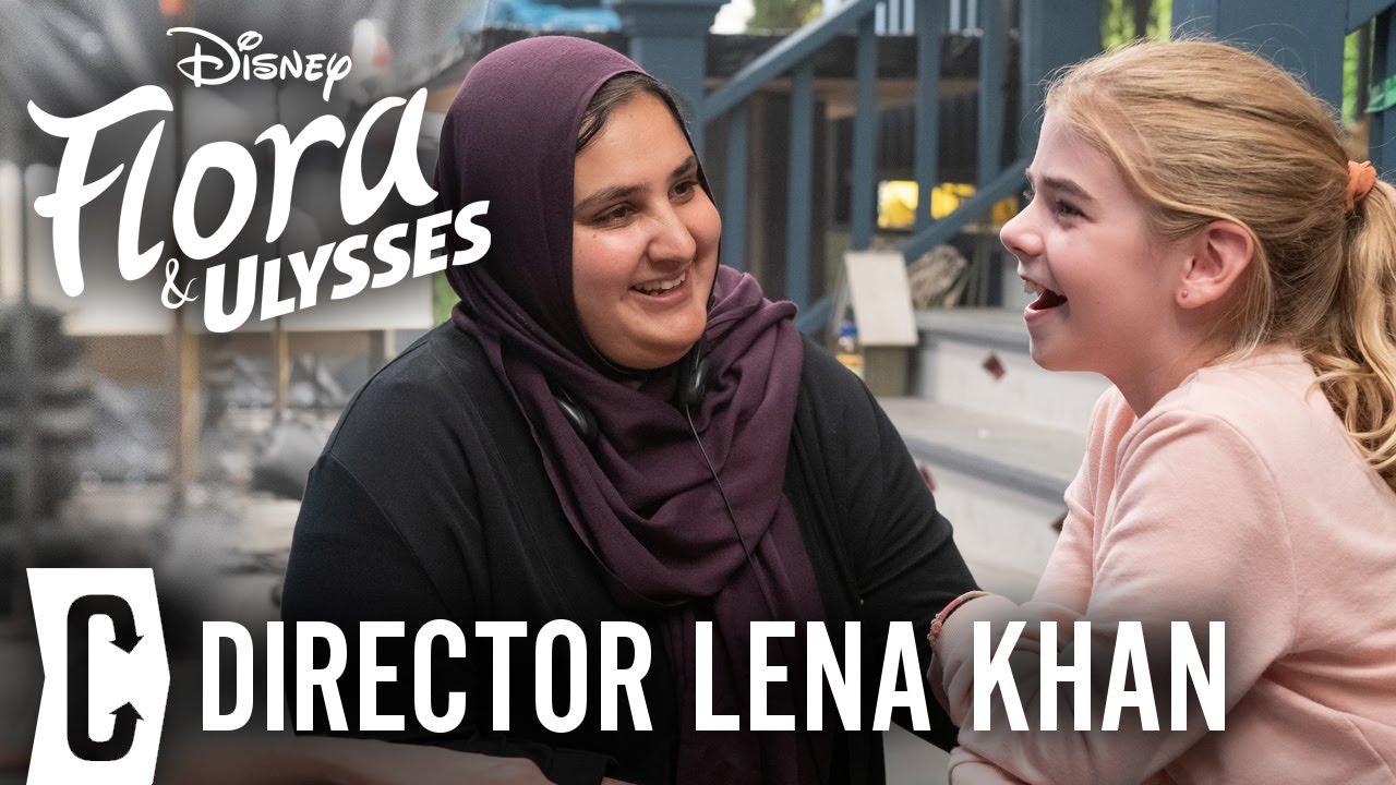 'Flora & Ulysses' Director Leah Khan on Marvel References and Matilda Lawler