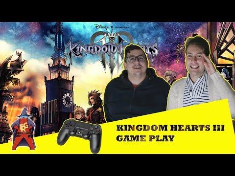 L'attesa è finita... [Kingdom Hearts] [Gameplay #1] [The Rolling Gamers]