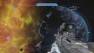 Halo 4- Monster (DotEXE Remix) Gun Sync