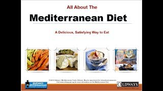 Class 1 Nutrition Youtube Med Diet