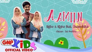 Keiko & Kioko feat Dwi Andhika - Aamiin