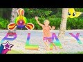 Maxim Playing Games at the Beach and Sailing at the Sea Fun Video For Kids Play Entertainment
