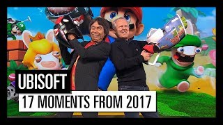 17 Moments from Ubisoft's 2017