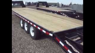 Sure Trac Heavy Duty Equipment Trailers for sale -Michigan Dealer serving all of USA