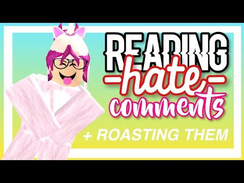 """ROASTING"" HATERS 