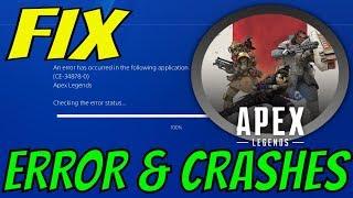 """Apex Legends Blue Screen Crashes Error codes Fix & Workaround """"Still an Issue"""""""