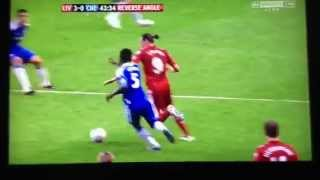 Please explain how this isn't a red card