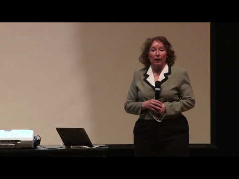 Part 2 - Linsey McLean speaking about toxicity and the uranium mining waste