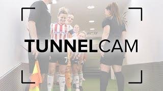 TUNNEL CAM | Sheffield United Women v Aston Villa Ladies
