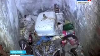 Шарыповское общежитие бьёт рекорды по неблагоустроенности
