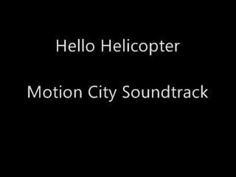 Hello Helicopter - Motion City Soundtrack