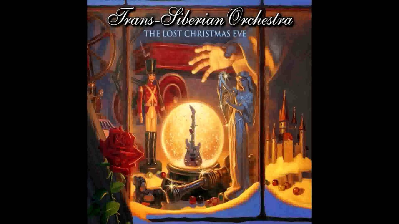 Trans-Siberian Orchestra - Christmas Canon (Instrumental Only ...