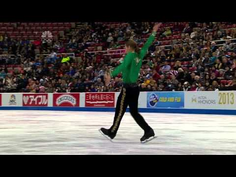 Jason Brown Skate America 2013 LP