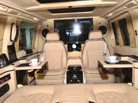 Trimo Mercedes Viano Vip Youtube