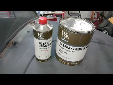 PCL epoxy Prime 2K review