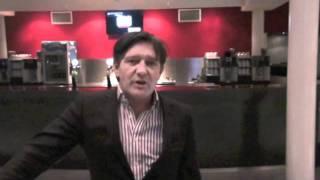 Pierre Bokma in het Zaantheater