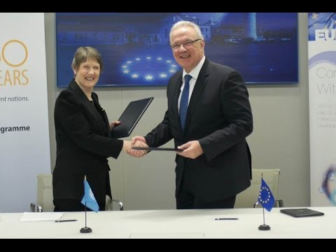 RENEWED EC-UNDP PARTNERSHIP ON ELECTORAL ASSISTANCE