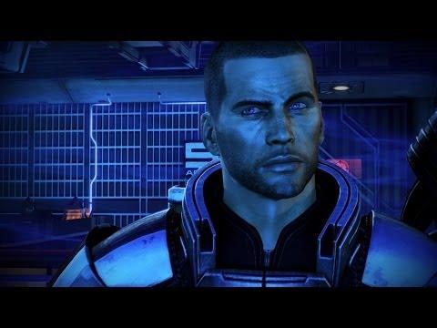 Mass Effect 3 Citadel DLC - Shepard: