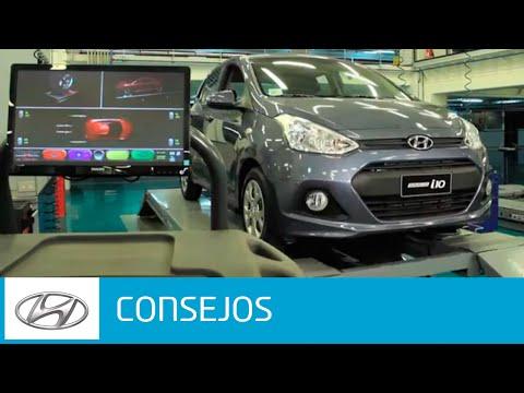 Consejos Hyundai Consumo de Combustible