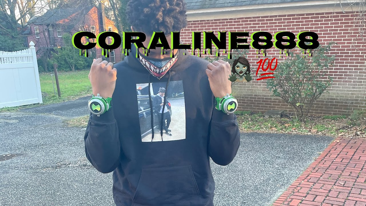 Zgt - Coraline888🧟♀️💯[Official Video]